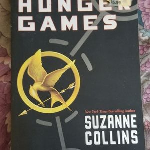 Hunger Games Book!